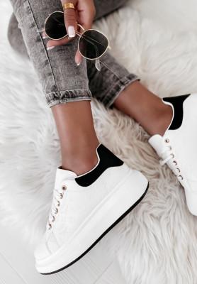 Adidasy Villano White&Black