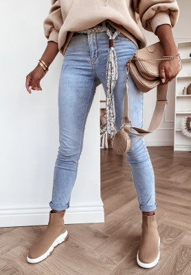 Spodnie Jeans Holmes