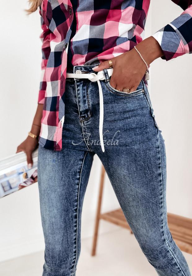 Spodnie Jeans Vincella