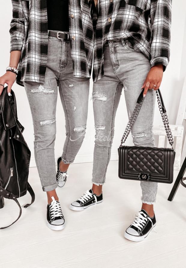 Spodnie Jeans Loreno Grey