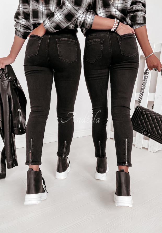 Spodnie Jeans Vipel Black