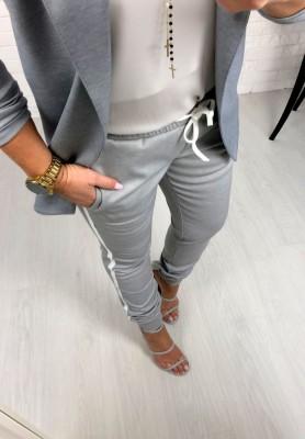 Spodnie Sporty Grey