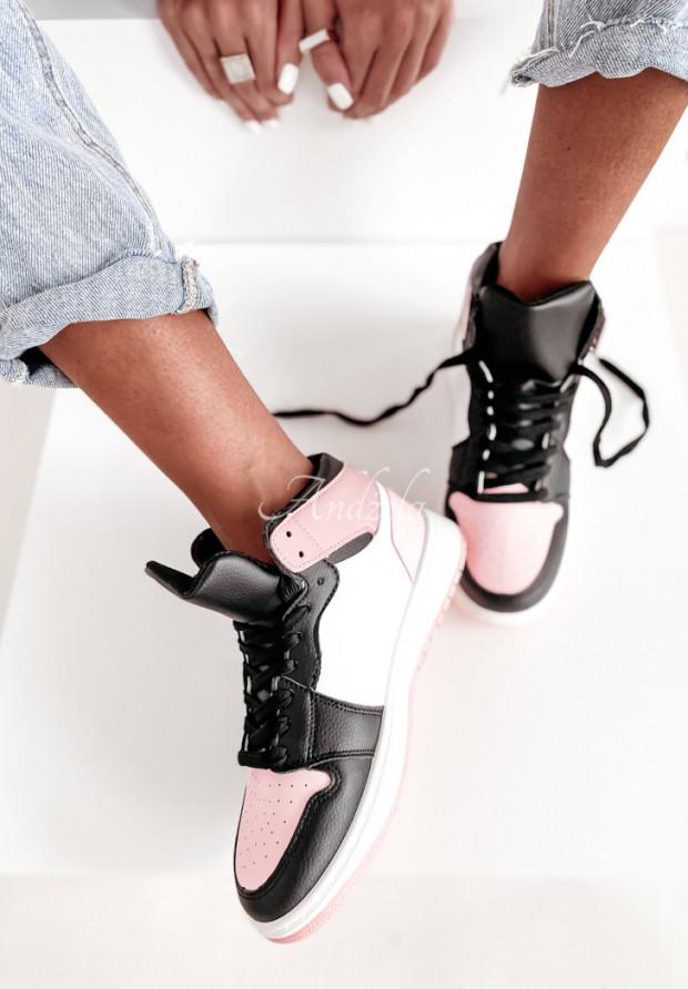 Adidasy Jordan Black&Powder