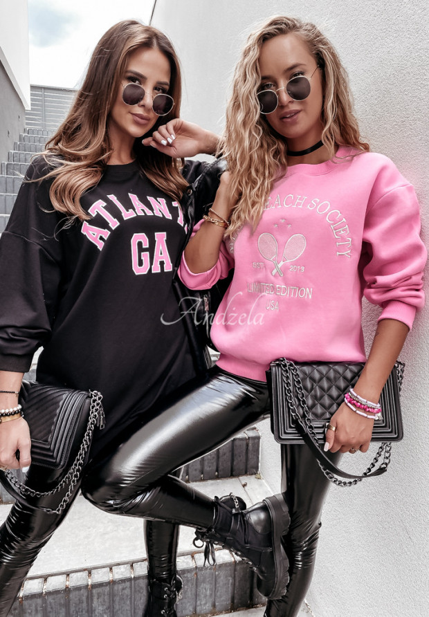 Bluza Society Pink