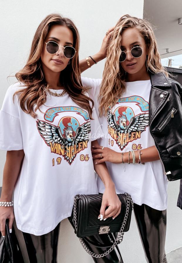 T-shirt Hallen White