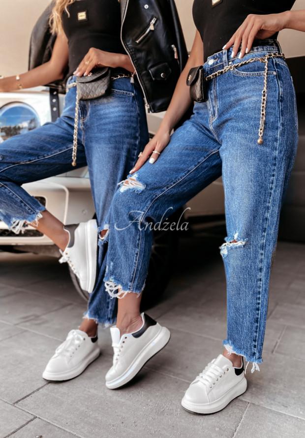 Spodnie Jeans Buddy