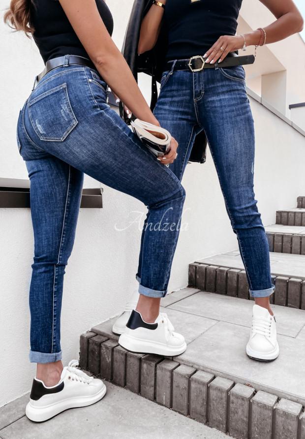 Spodnie Jeans Livenin