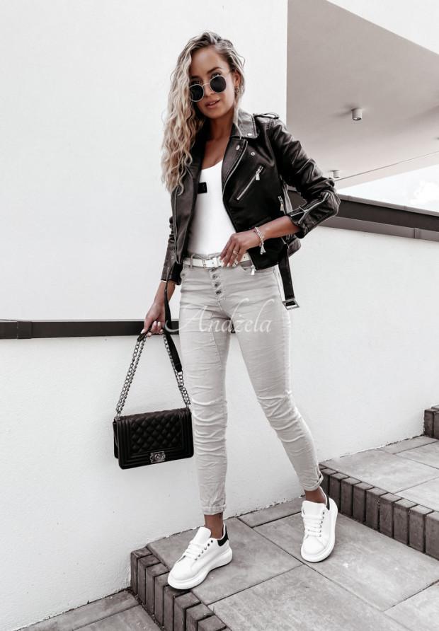 Spodnie Cesare Jeans Grey