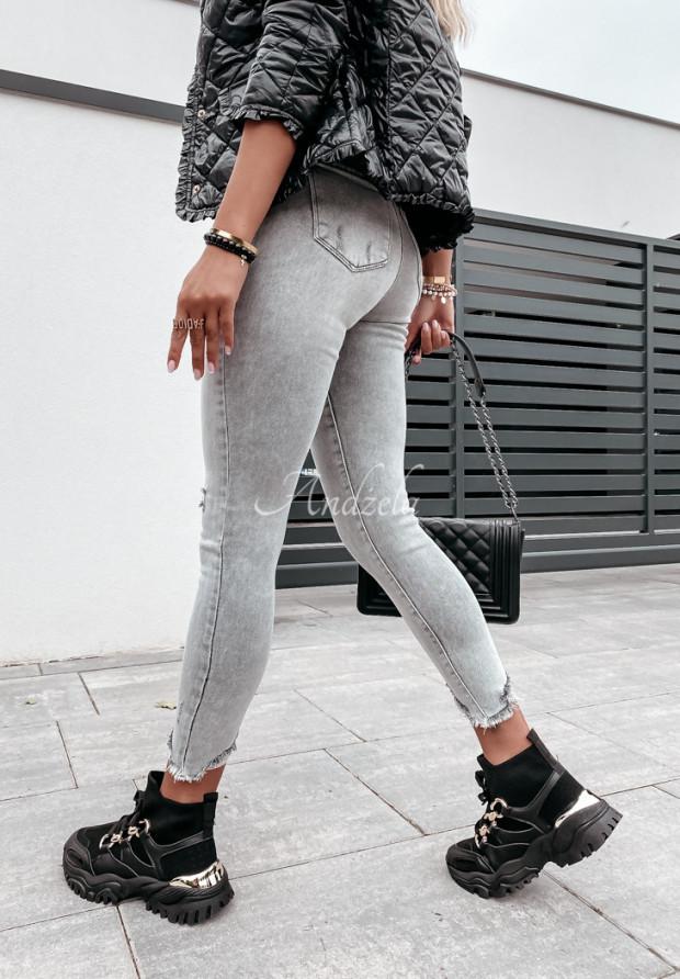 Spodnie Jeans Ondill Grey