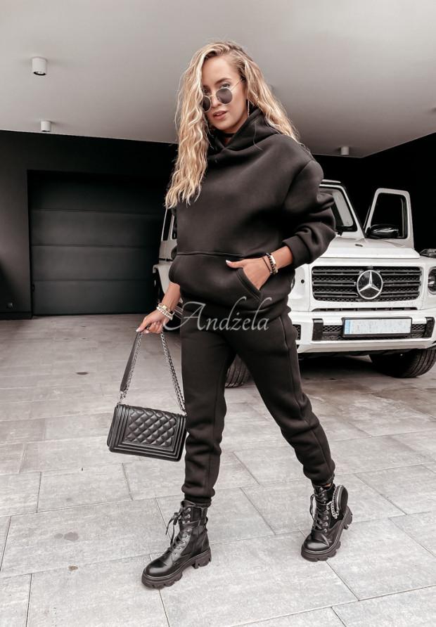 Spodnie Beverly Black