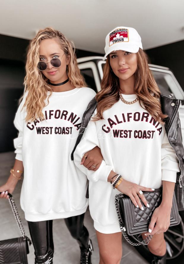 Bluza California Ecru