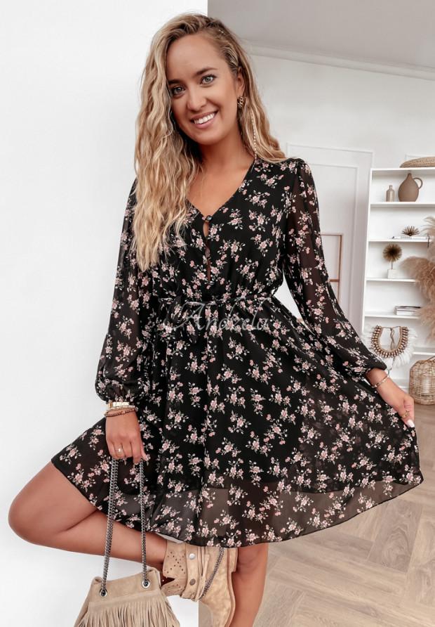 Sukienka Millena Black