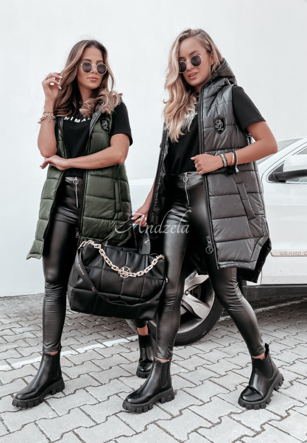 Kamizelka Mardin Black