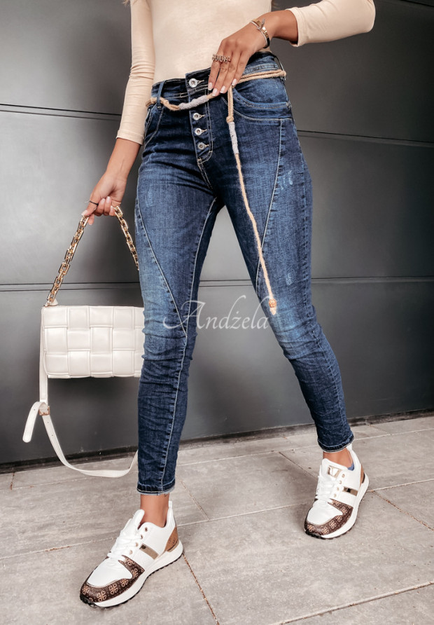 Spodnie Jeans Desmond