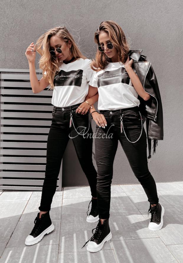Spodnie Jeans Marra Black