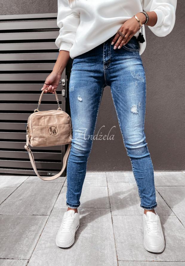 Spodnie Jeans Lincoln