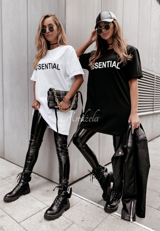 Sukienka Tunika Essential Black