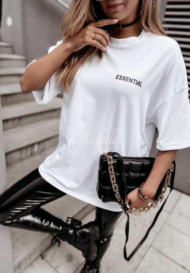 T-shirt Oversize Essential White