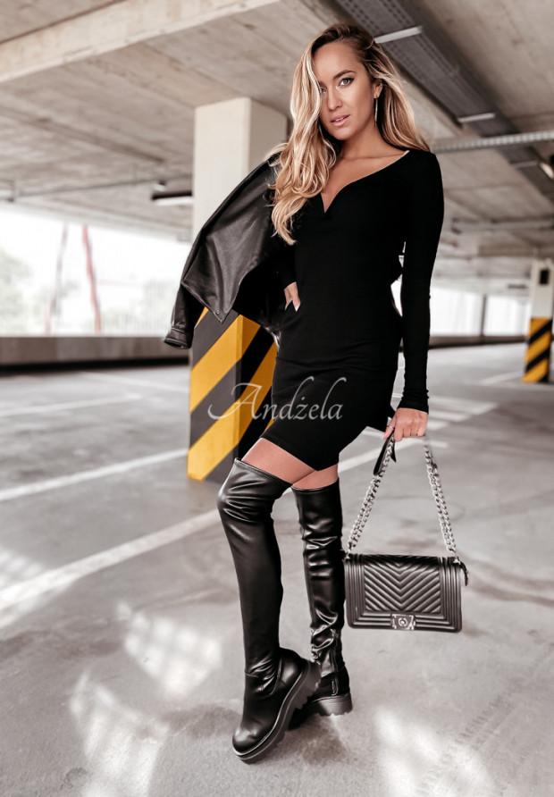Sukienka Cyndy Black