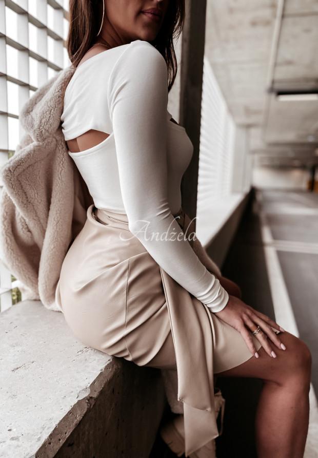 Bluzka Kim Ecru