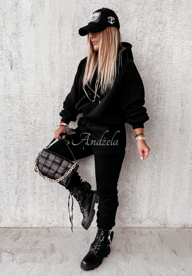 Komplet Dresowy Abiss Black