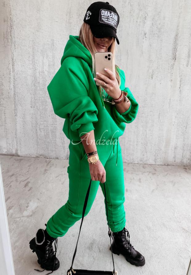 Komplet Dresowy Abiss Green