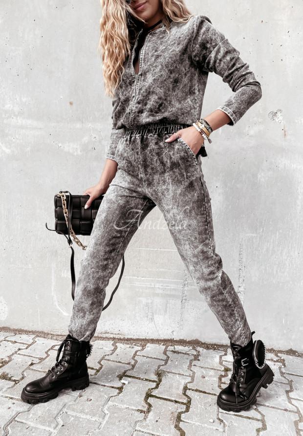 Kombinezon Jeans Neilla Grey