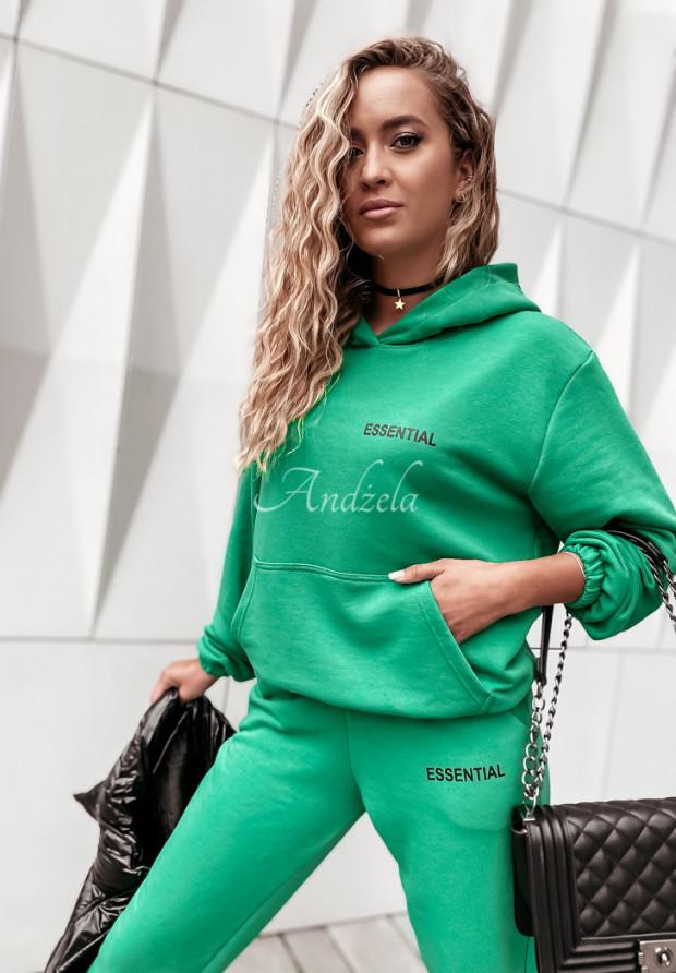 Komplet Dresowy Essenntial Green