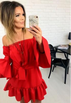 Sukienka Lyon Red