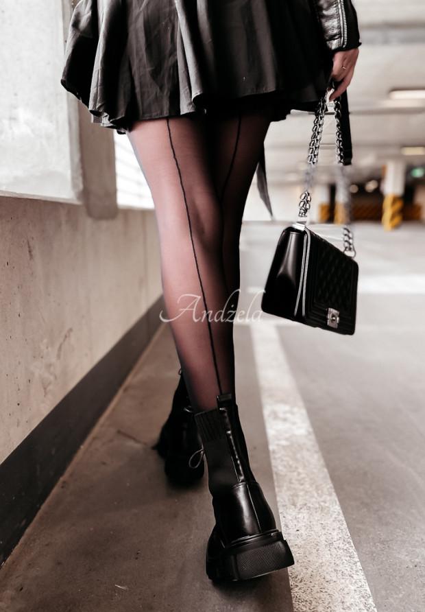 Rajstopy Linette Black