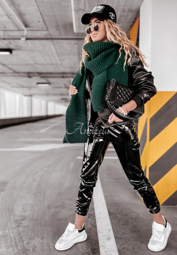 Spodnie Joggery Vermont Black
