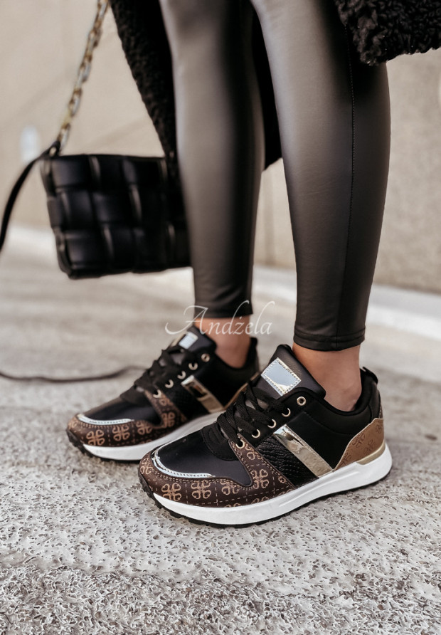 Adidasy Trefl Black