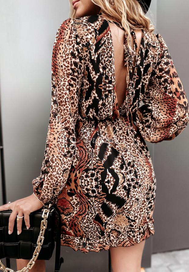 Sukienka Taylor Panter