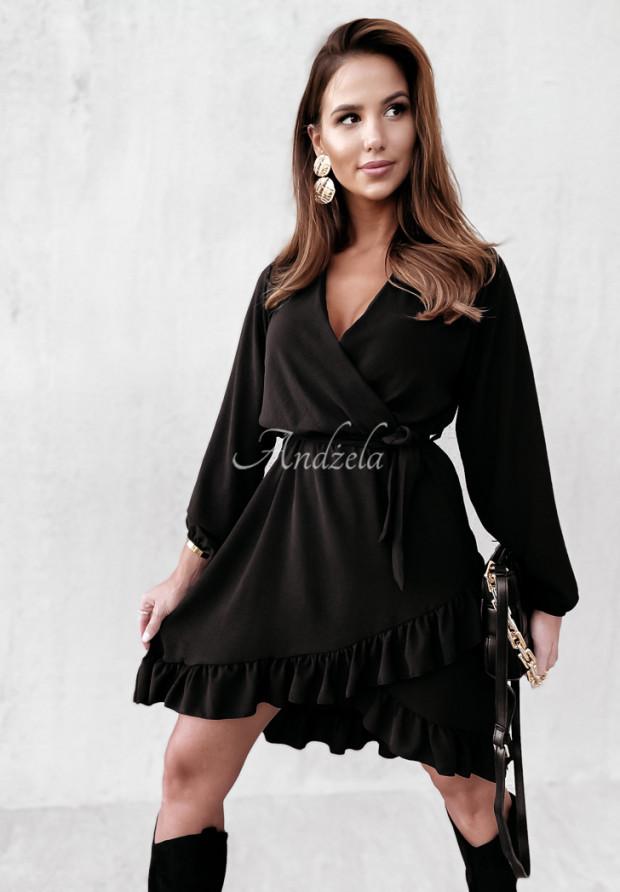 Sukienka Saselle Black