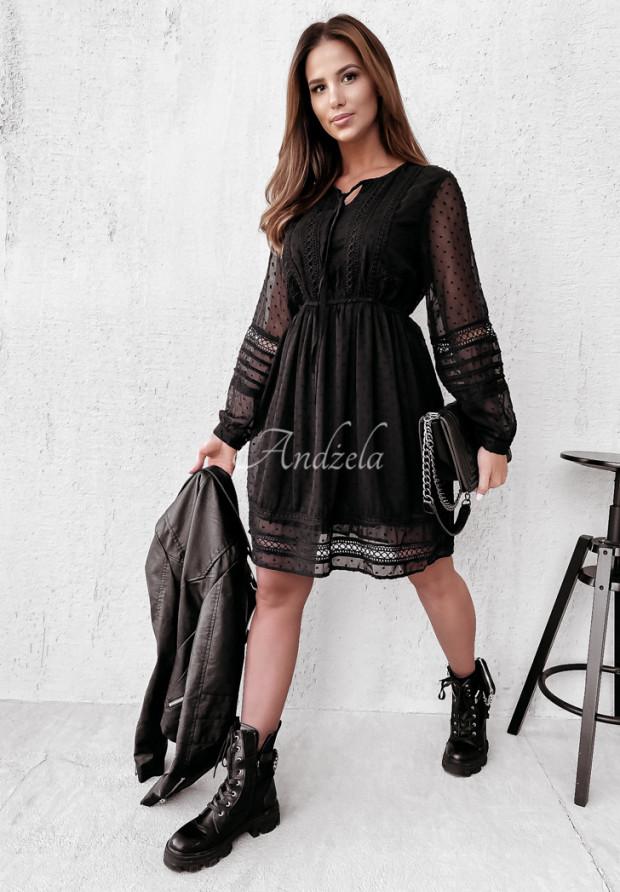 Sukienka Boho Norah Black