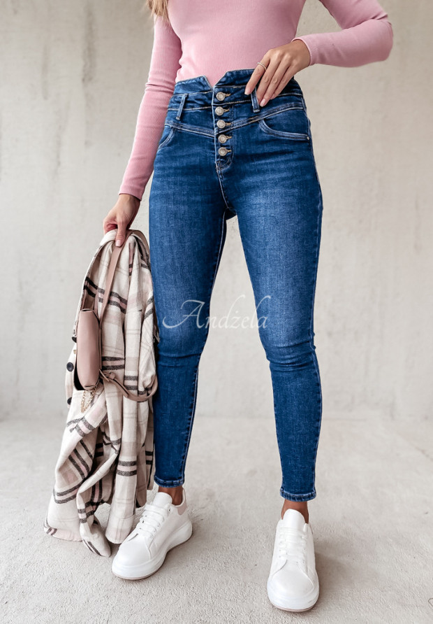 Spodnie Jeans Leros