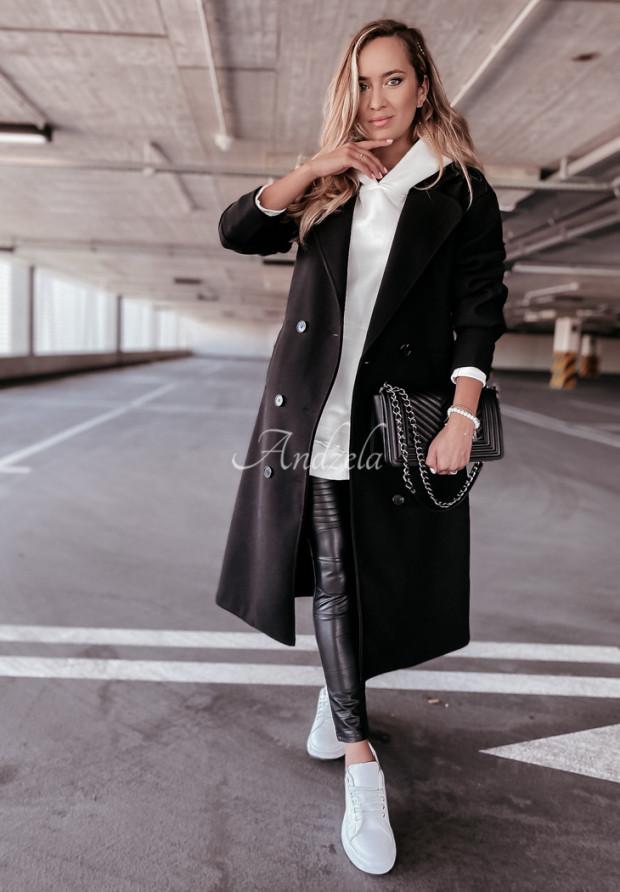 Płaszcz Adriene Black