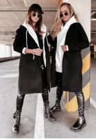 Płaszcz La Via Black