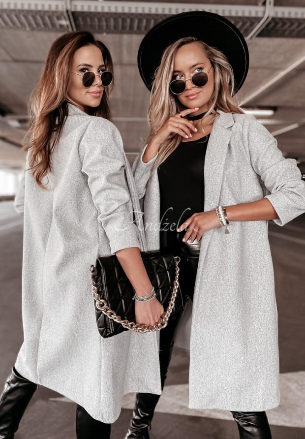 Płaszcz La Via Grey