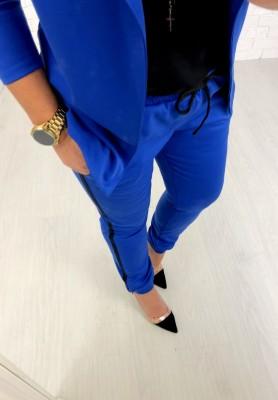 Spodnie Sporty Kobalt