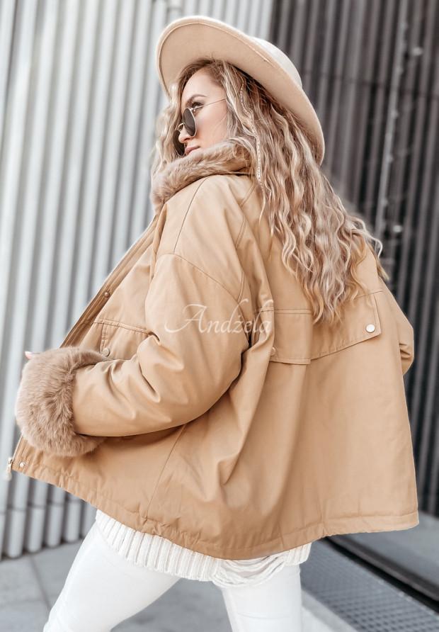 Kurtka Enrise Camel