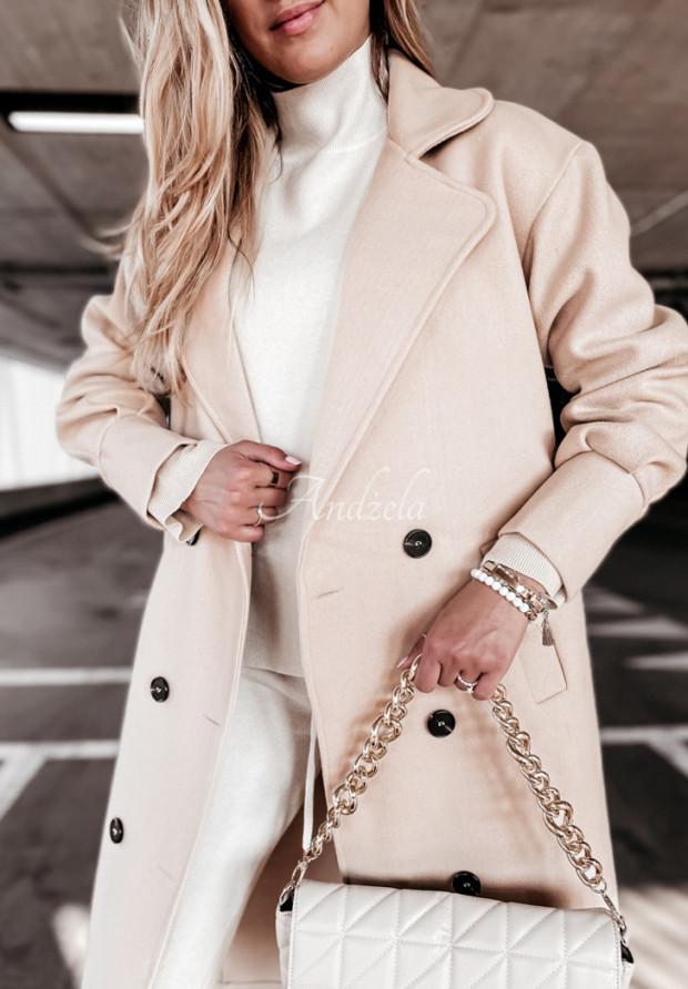 Płaszcz Adriene Beige
