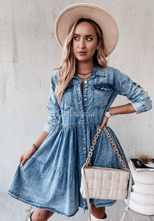 Sukienka Ennis Jeans