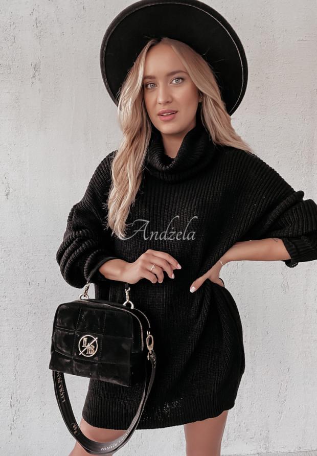 Sweter Golf Darling Black
