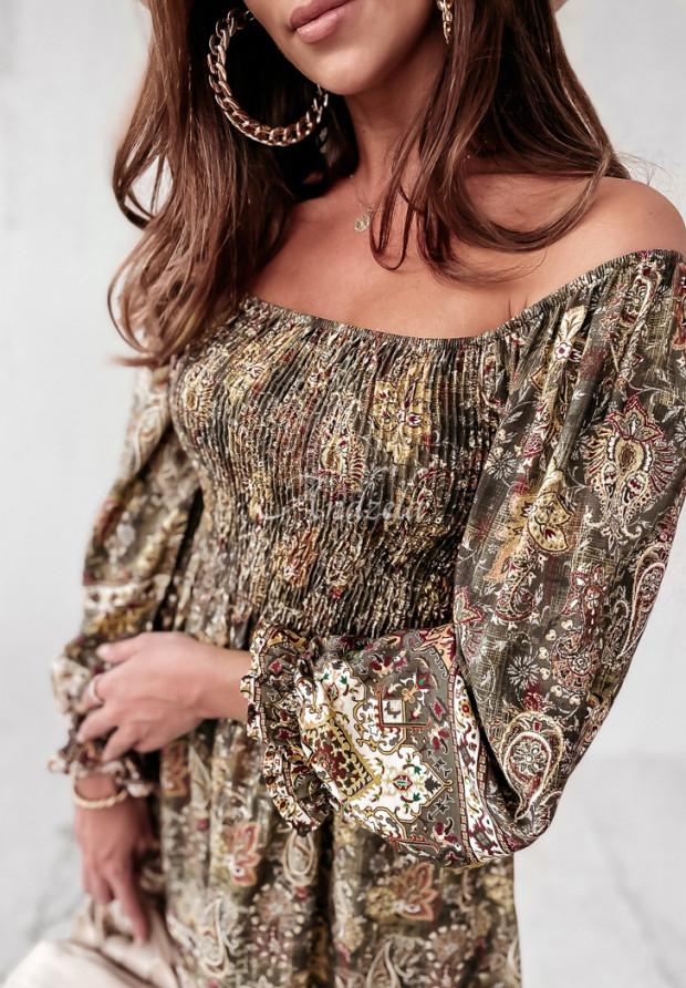 Sukienka Ramona Khaki