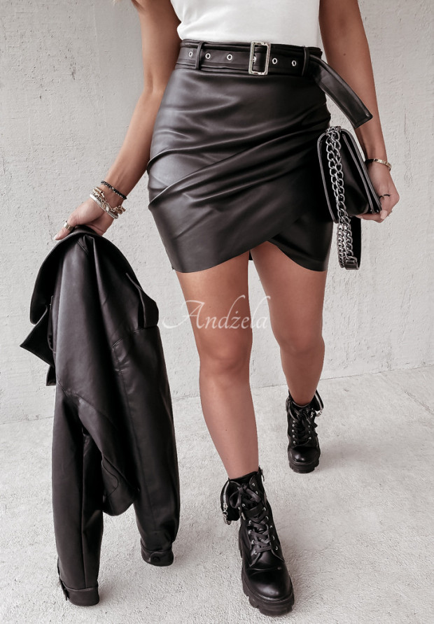 Spódniczka Deira Skin Black