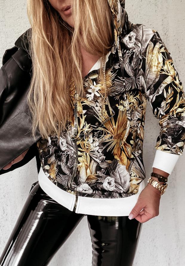 Bluza Mombassa Black&Gold