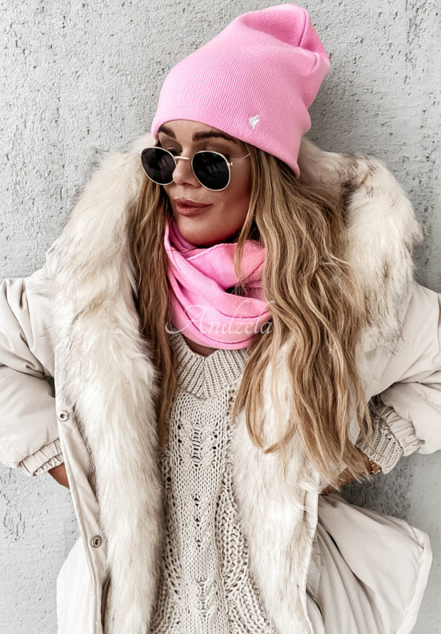 Komin Foggy Pink