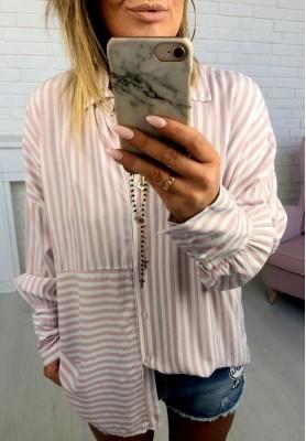Koszula Paski Dry Puder
