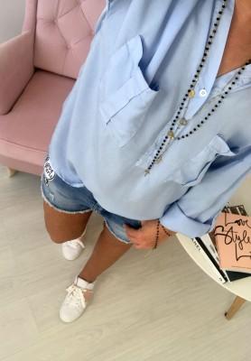 Koszula Diana Blue